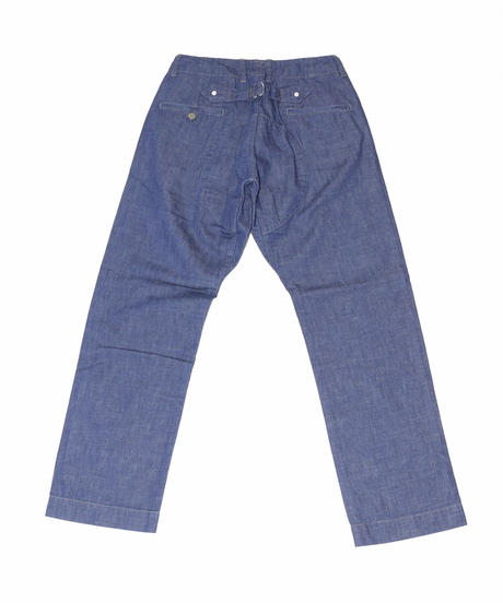 [THE UNION] THE BLUEST OVERALLS Denim Chinos /222222-001