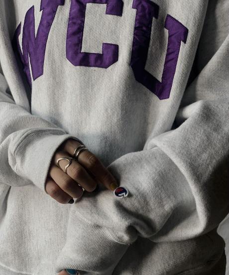 【USED】  Champion Reverse Weave Sweat WCU/210516-010