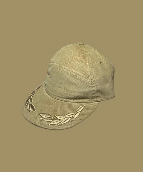 """[THE UNION] THE COLOR""""THE LAUREL CAP"""" (Beige)"""