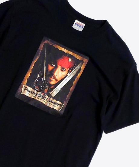 【Used】Movie T-shirt 7 (PIRATES)
