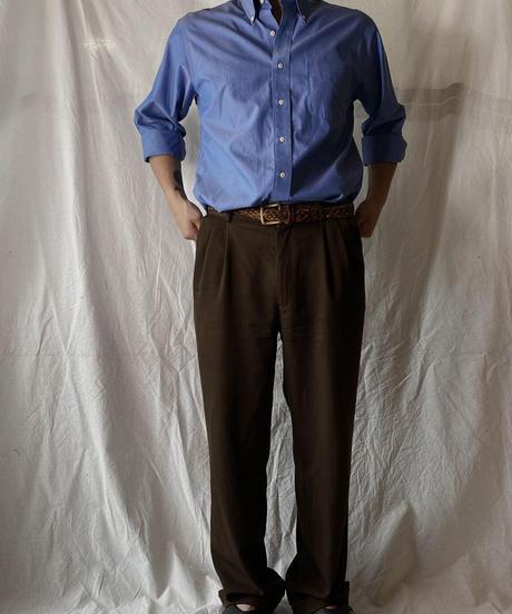 【USED】 Brooks Brothers L/S Shirt②/210624-002