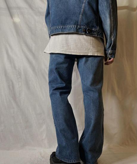 【USED】 Levi's Denim Pants 517 /210304-023
