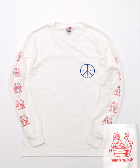 [VINUP] Viet Nam Soup Long sleeve T-shirt