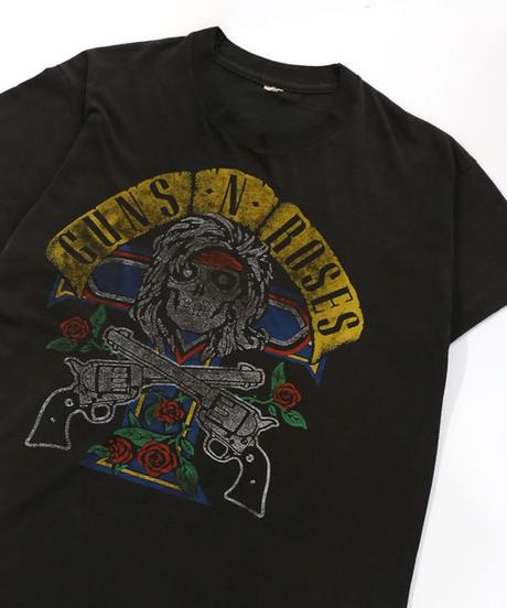 【Used】Hard Rock T-shirt  GUNS N ROSES (Hard Rock3)