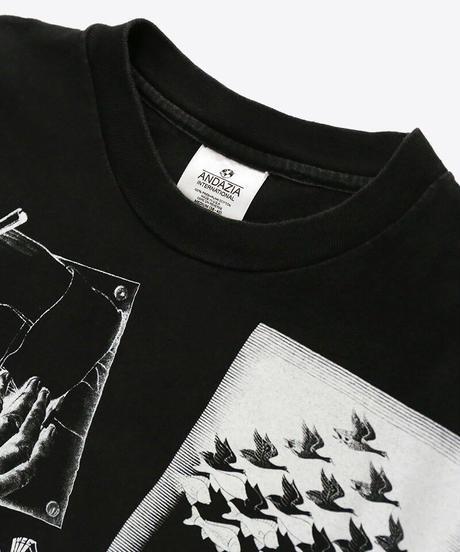 【Used】Art T-shirt Escher (Art3)