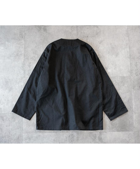 Murasome Fu〜 Collar Shirt Jacket