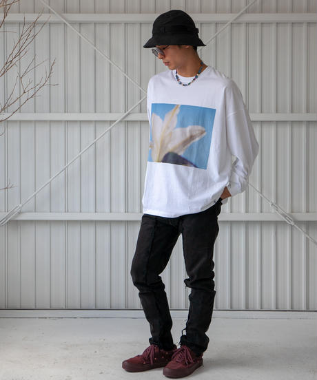 Love For Sale Loose Fit Lon Tee