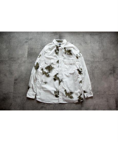 Sugoku Ookii Snow Camo Shirts