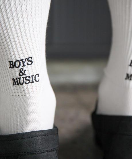 BOYS&MUSIC SOX