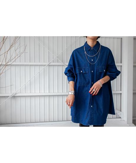 Sugoku Ookii Denim Shirts