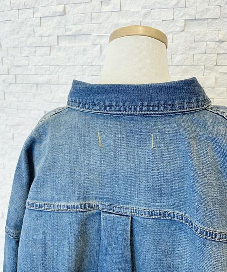 スラウチシャツジャケット