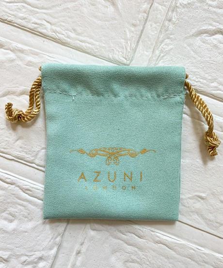 """AZUNI"" スモールドロップピアス"