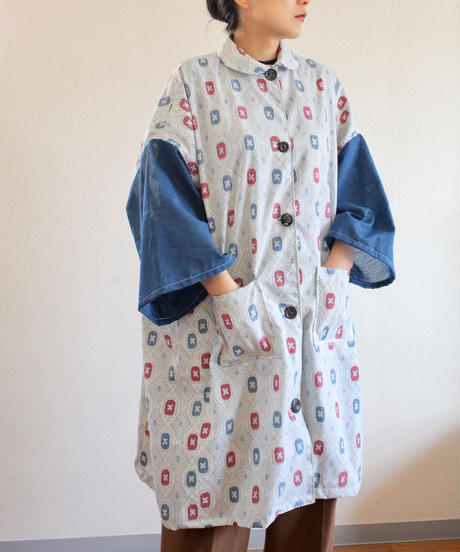 Blue Kimonos Oversized Spring Jacket (no.280)