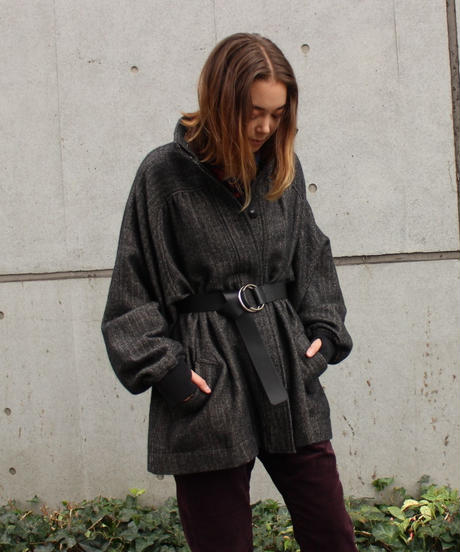 DOLMAN SLEEVE OVERCOAT【WOMENS】