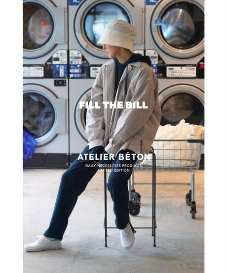 《FILL THE BILL × ATELIER BÉTON》COMFORT SWEAT PANTS【UNISEX】