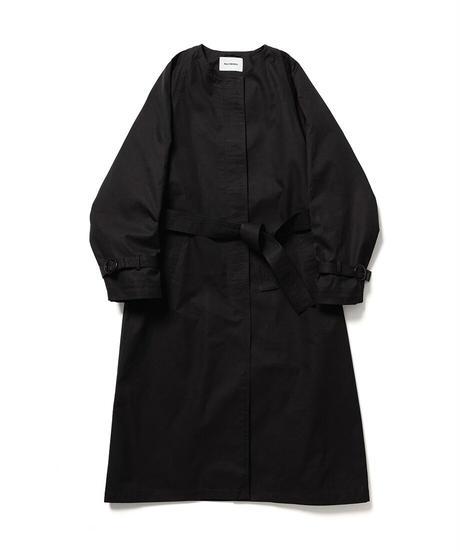 NO COLLAR DOLMAN SLEEVE COAT【WOMENS】