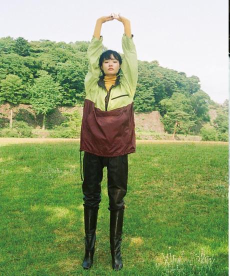 REVERSIBLE PACKABLE ANORAK【UNISEX】