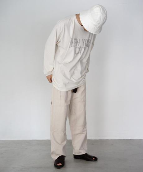C/L LINE STITCH BIG PAINTER【MENS】
