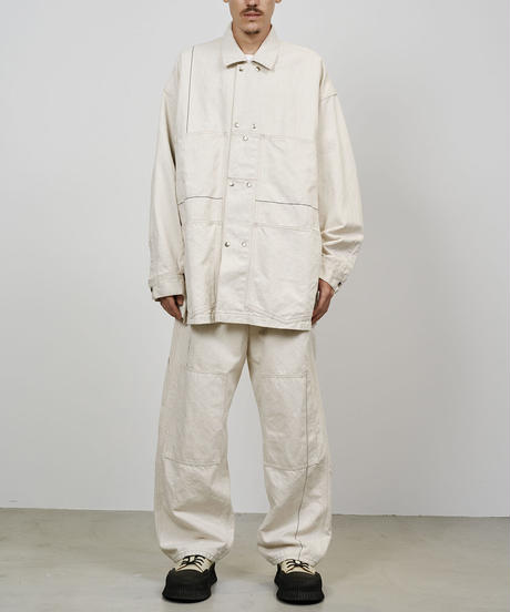 C/L LINE STITCH BIG PAINTER【MENS】