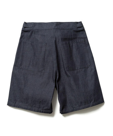 WIDE GURKHA SHORTS 【MENS】