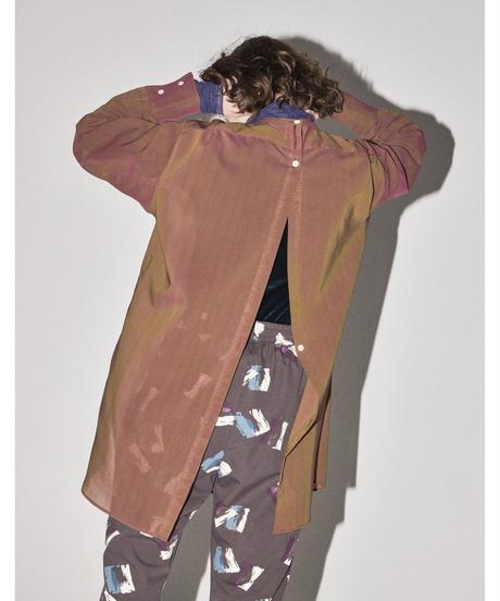 VELOR SHEER TURTLE NECK【WOMENS】