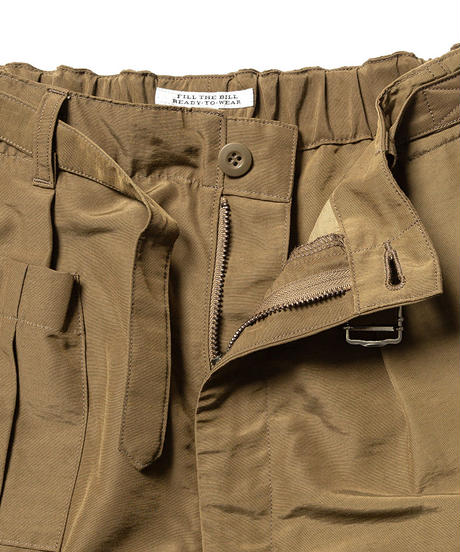 MILITARY GROSGRAIN TROUSER【MENS】