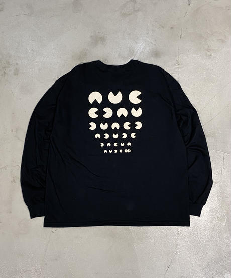 CC21 Puck  LONG SLEEVE TEE【UNISEX】