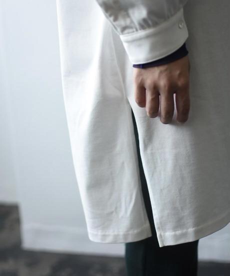 HEAVY JERSEY DRESS SHIRTS【WOMENS】