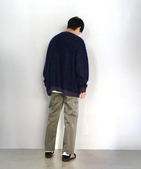MOHAIR CARDIGAN【MENS】