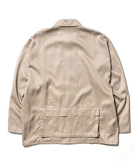 RAYON MILITARY COVER ALL【MENS】