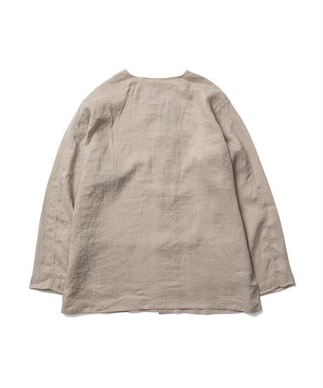 LINEN PAJAMA SHIRTS【MENS】