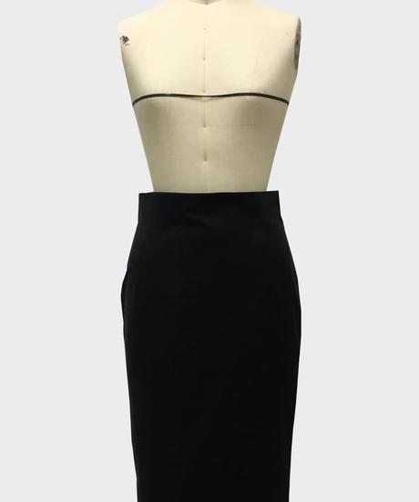 クールドッツライクアジャカード スカート  201-13052