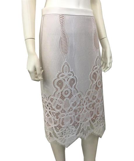 スプリングレース スカート 201-13021