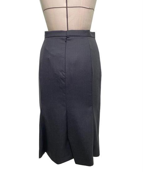 20AW バーズアイ スカート 203-13017