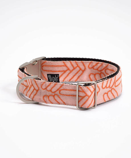 KVADRAT FABRIC DOG COLLAR