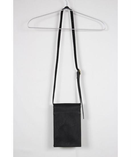ac-21B7  black slim letter bag