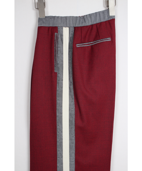 red line widepants