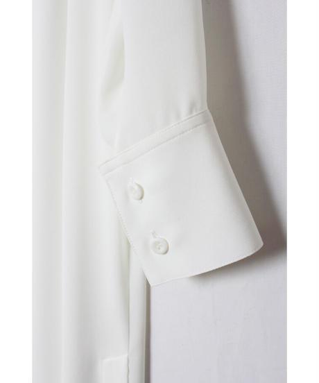 white shirts dress