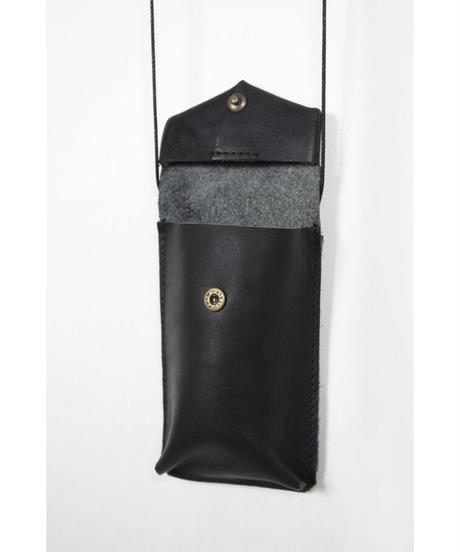 ac-22B7  black key pouch