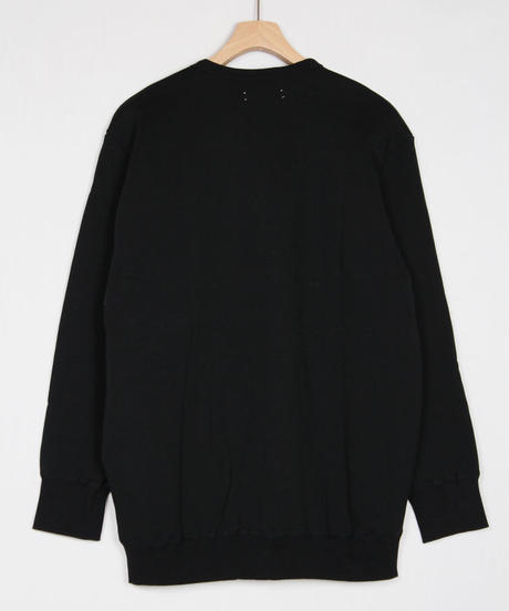 cs-34B  black one shika sweat