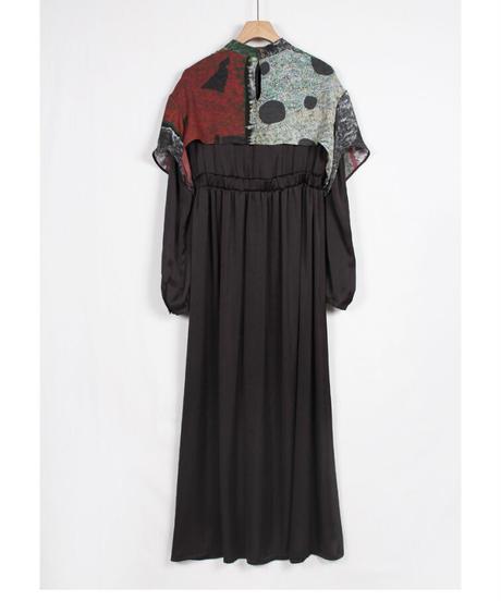 op-23T  tentile long dress