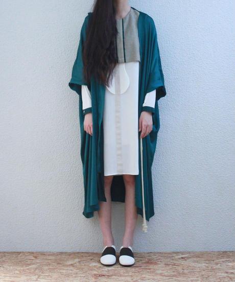 green kimono