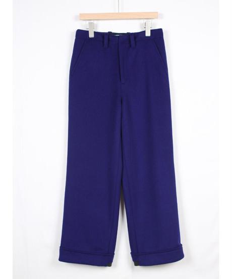 pt-29B  blue wide pants