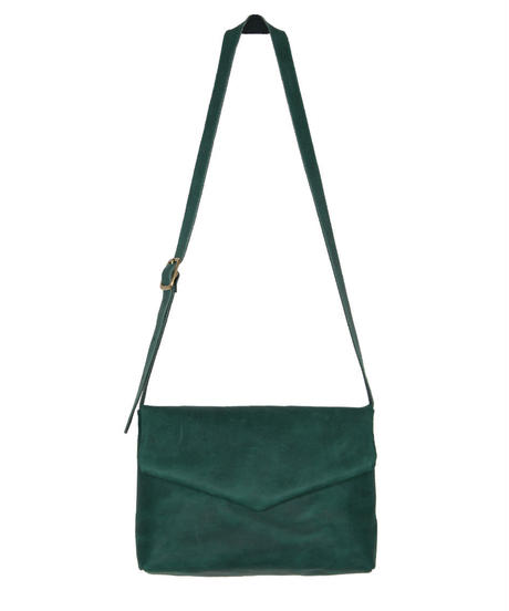 ac-20G3  blue green letter bag