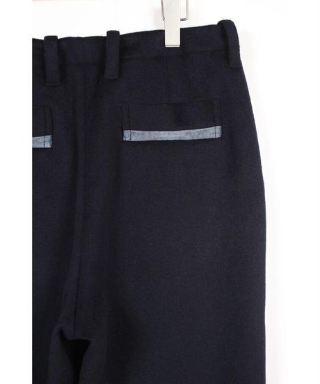 pt-29N  navy wide pants