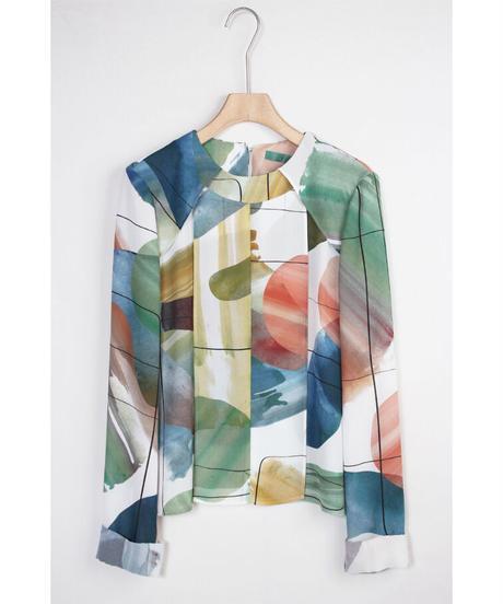 st-50N   nijimi blouse