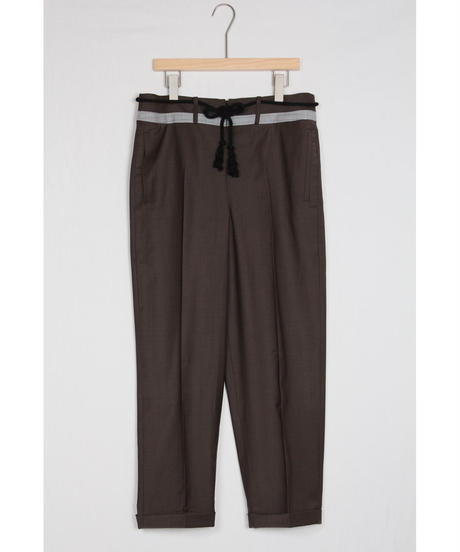 pt-24D  dark brown slacks