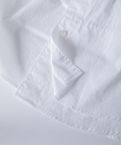 Double Detail White Shirt
