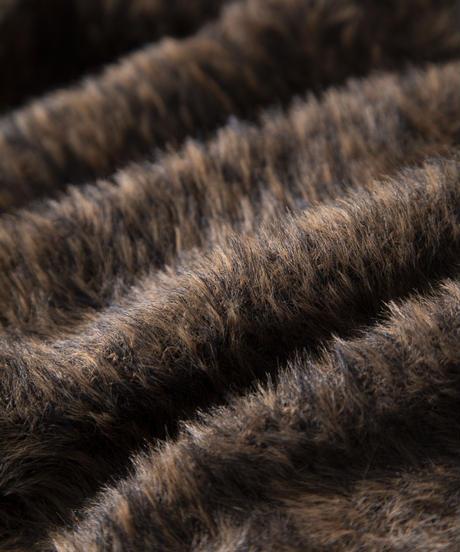 Fur Like Shaggy Knit Top