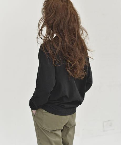 Unisex Back Detail Long Sleeve T